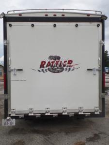 2009 26 foot RV Travel Trailer Rattler (Toy Hauler)