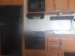 2014 26 foot RV Travel Trailer Conquest for Sale
