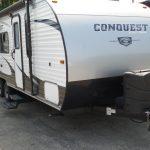 26 Foot RV Rent Conquest