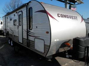 29 Foot RV for rent Conquest