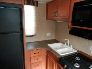 30 Foot RV Trailer for rent
